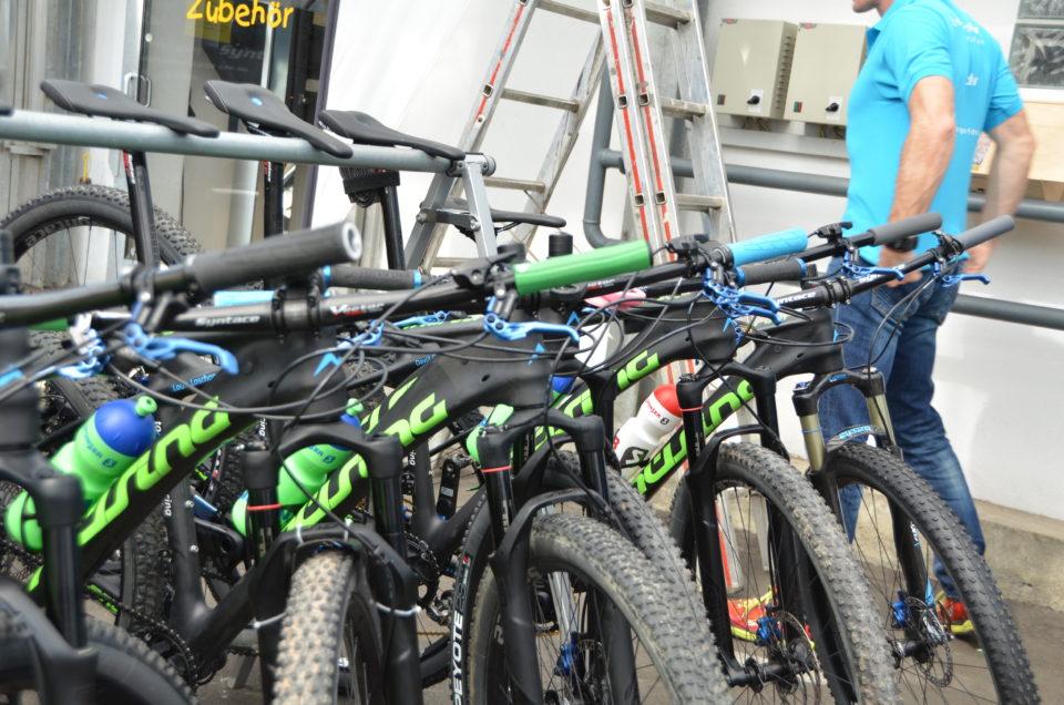 toMotion Müsing Mountainbikes