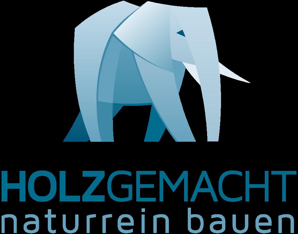 holzgemacht - naturrein bauen Logo