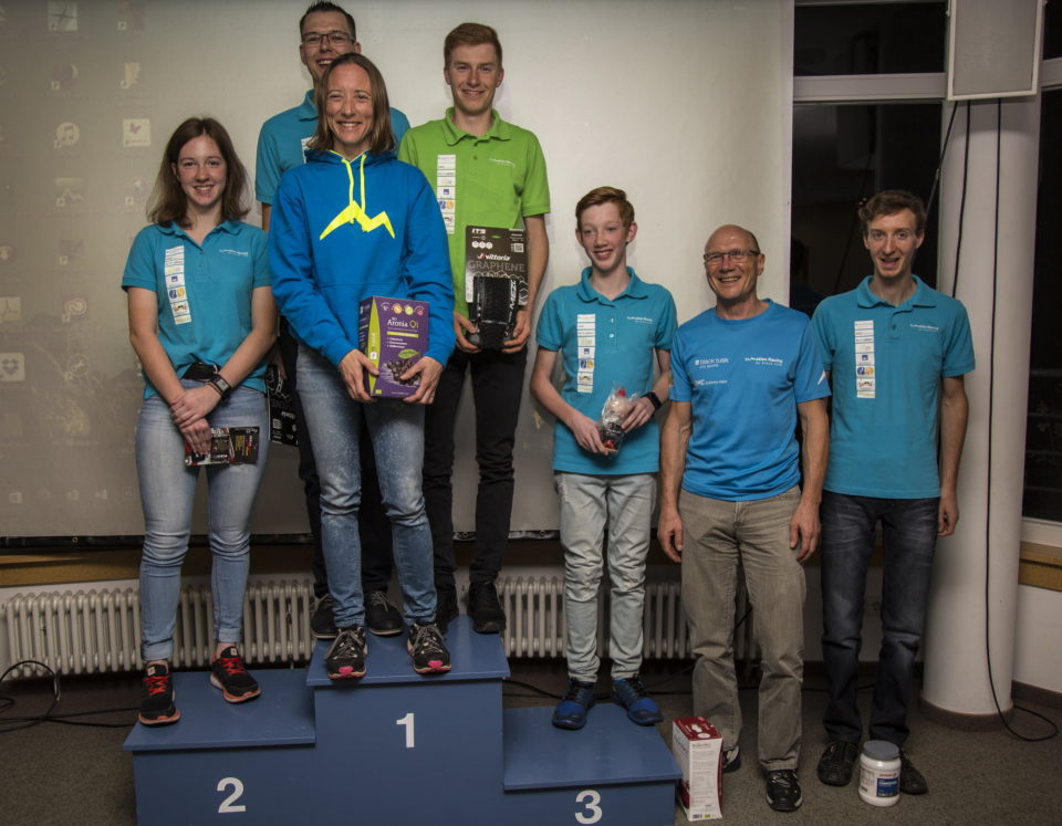 Preistraeger Teammeisterschaft toMotion Racing by black tusk