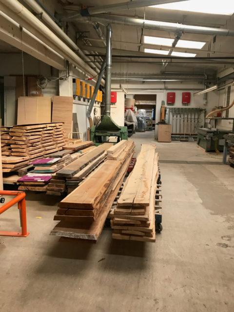 Zeilhofer Wohn- und Objektdesign Produktion