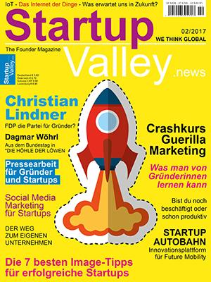 Titelbild startupvalley.info