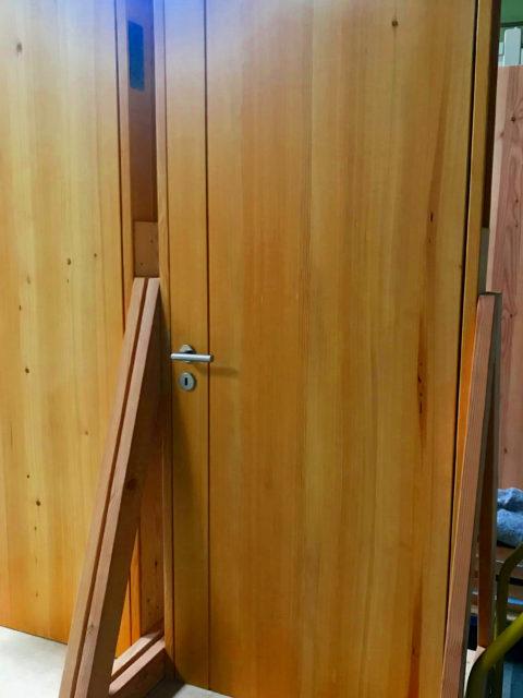 Holz100-Massivholztür