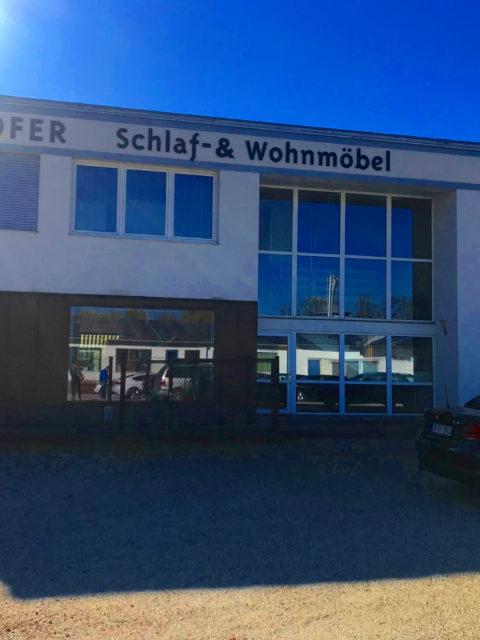 Zeilhofer Firmengebäude